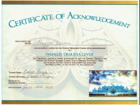 Deeksha Oneness Facilitator Certification _ June 2014