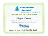 Rainmaker Summit 2015